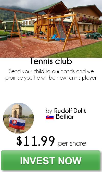 tenis club 6$