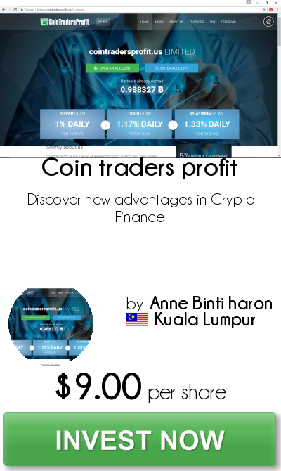 coin traders profit