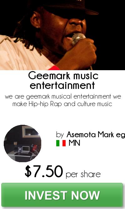 Geemark music 7.50$