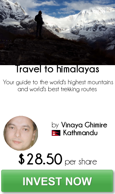 Himalayas 28.50$