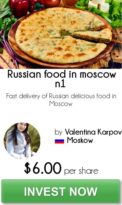 russian food 6.00$