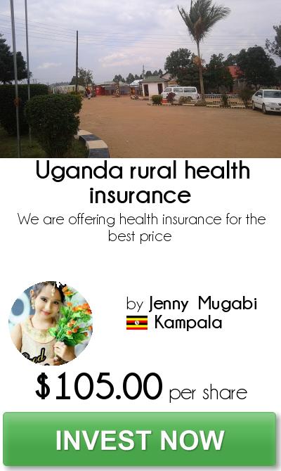 Uganda insurance 105.00$